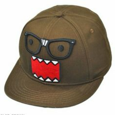 Two Domo Caps For The Price Of One!