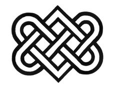 celtic four heart tattoo | ... it depth. I'm thinking a stone or ironwork feel for the celtic knots
