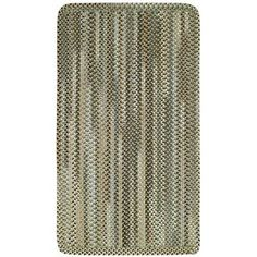 August Grove Florence Beige Hues Area Rug Rug Size: Oval 5' x 8'