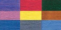 Embroidery - DMC Floss/300-372