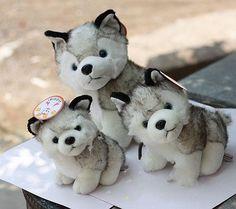SINYO Plush Stuffed Husky
