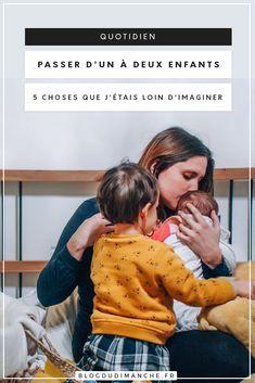 Si vous vous demandez à quoi pourrait ressembler l'arrivée de votre deuxième enfant, voici mon histoire...