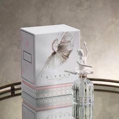 Gisele Ballerina Porcelain Diffuser: