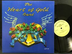 KEITH GODEHAUX THE HEART OF GOLD BAND LP RELIX #PSYCH GRATEFUL DEAD 1986