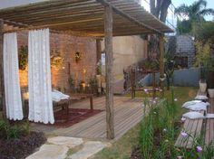 Pergola Ideas For Patio Refferal: 8343272110 Gazebo On Deck, Pergola Ideas For Patio, Garage Pergola, Rustic Pergola, Wood Pergola, Pergola Canopy, Pergola With Roof, Outdoor Pergola, Backyard Pergola