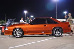 Fox Body, Mustang