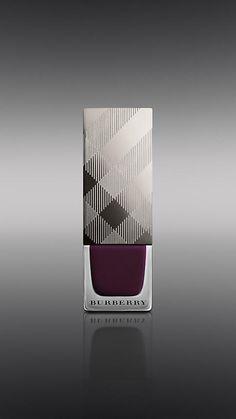 Nail Polish - Elderberry No.407 | Burberry