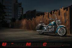 2015-Harley-Davidson-CVO-Softail-делюкс-обои 1