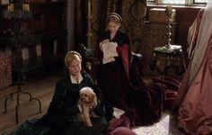 Wolf Hall - Mary Boleyn and Jane Seymour Mary Boleyn, Anne Boleyn Tudors, Wolf Hall, Jane Seymour, Card Tricks, Cool Costumes, Scene, Fandom, Movies