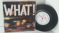 SOFT CELL what!, 7 inch single, BZS 11 - SINGLES all genres, Including PICTURE DISCS, DIE-CUT, 7' 10' AND 12'