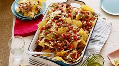 You'll find the ultimate Ree Drummond Cowboy Nachos recipe and even more…