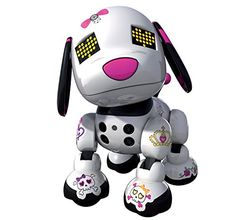 Now you can have your very own ''just for me'' puppy! Scarlet is the artsy edgy glam rock Zuppy made just for you. Her large puppy dog eyes light up and express exactly how she's feeling. You can sh...