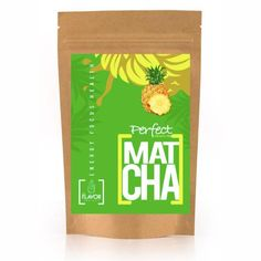 [matcha green tea] - The Flavor Project
