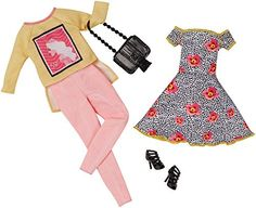 Barbie Fashions Complete Look 2-Pack #4