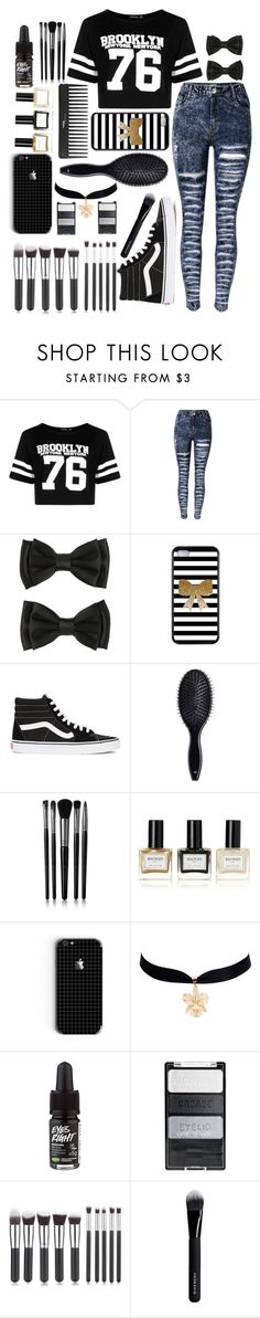 """""""#You don't know the half of the abuse//anni"""" by icons-tips-fashion-4-life ❤ liked on Polyvore featuring Boohoo, Sephora Collection, Vans, H&M, Illamasqua, Balmain, Givenchy and ourfashion4life"""
