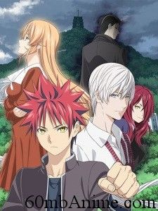The third season of Shokugeki no Souma. Info: Synonyms: Shokugeki no Souma 3rd Season, Shokugeki no Soma 3, Food Wars! The Third Plate Japanese: 食戟のソーマ 餐ノ皿 Type: TV Episodes: Unknown Status: Currently Airing Aired: Oct 4, 2017 to ? Premiered: Fall 2017 Broadcast: Wednesdays at 00:30...