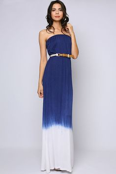 Skylar Watercolor Maxi Dress | Emma Stine Jewelry Necklaces