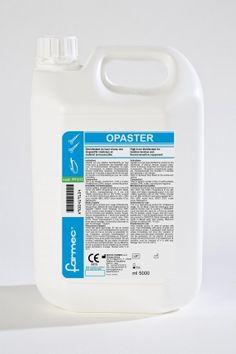Opaster 5 l - preparat o działaniu sporobójczym do dezynfekcji endoskopów i innych termolabilnych wyrobów medycznych.