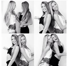 Best friend pic collage