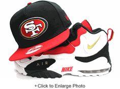 San Francisco 49ers Established 1946 A-Frame New Era Snapback