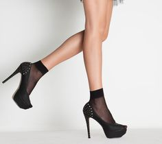 Collant VOG Fashion Anklets (1)   #CollantVOG