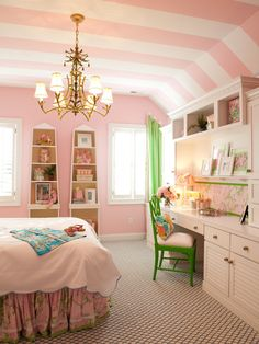 Little Girl Room Decor Ideas . 24 Awesome Little Girl Room Decor Ideas . Little Girls Bedroom Girls Room Design, Girl Bedroom Designs, Girls Bedroom, Master Bedroom, Room Girls, Bed Design, Master Bath, House Design, Boys Room Decor