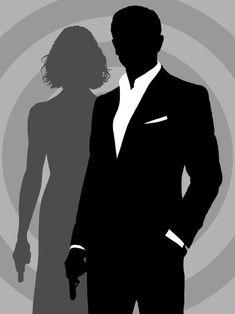 James bond silhouette casino royale, daniel o'connell and search on Thème James Bond, James Bond Images, Estilo James Bond, James Bond Party, James Bond Style, James Bond Theme, James D'arcy, James Bond Movies, Daniel O'connell
