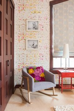 A Playfully Patterned Room in Wyoming — Professional Project