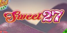 Sweet 27 is a retro candy slot where you're guaranteed to pick up a few rewarding winning treats.  Try it out for yourself and read our in-depth slot review! Retro Candy, Play Slots, Free To Play, Play Online, Neon Signs, Treats, Sweet, Sweet Like Candy, Candy