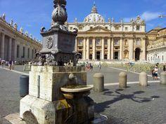 Scorci...Piazza S. Pietro