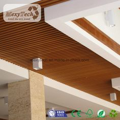 False/ Stretch Ceiling Design PVC Ceiling Board Price picture from Foshan Mexytech Co. view photo of Stretch Ceiling, False Ceiling, Ceiling Design.Contact China Suppliers for More Products and Price. Wood Slat Ceiling, Pvc Ceiling Design, Pop False Ceiling Design, Ceiling Design Living Room, False Ceiling Living Room, Wood Slats, Living Room Designs, Tv Unit Design, Bath Tubs