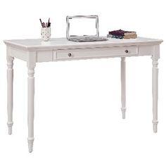 Plumeria Vintage Style Desk