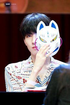 Jeon Wonwoo svt ٩(。・ω・。)و Woozi, Mingyu Wonwoo, Seungkwan, Seventeen Wonwoo, Seventeen Debut, Dino Seventeen, Vernon, Kitsune Mask, Hip Hop