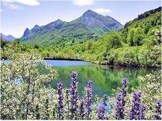 La Laguna de El Valle. Somiedo. Asturias.