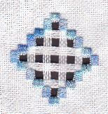 Start your hardanger needlework course here. Learn hardanger over a series of step by step lessons using my free patterns