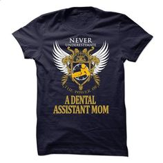 dental assistant and love mom - #long #polo t shirts. BUY NOW => https://www.sunfrog.com/LifeStyle/dental-assistant-and-love-mom-30495452-Guys.html?60505