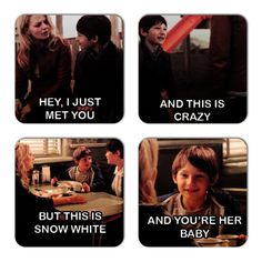 Hahahah! This might be my favorite Call Me Maybe crossover.