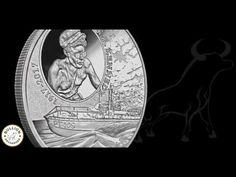 2017  $1 John F. Kennedy JFK Solomon Islands 1 oz Silver Coin - 100th An...