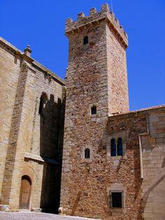 Caceres - Torre de las Cigüeñas