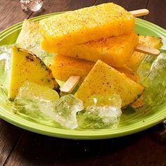 Pineapple paletas withTajín®