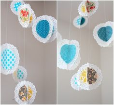 DIY – 3 Manualidades con Blondas / 3 Crafts with Doilies