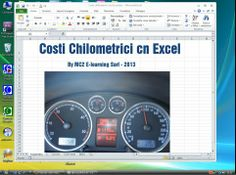 Calcolo costi chilometrici con Excel  Calcolare i costi chilometrici di qualsiasi autovettura, motociclo o autoarticolato in base a criteri economico-finanziari con Excel.