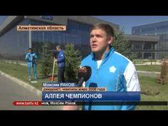 Tantv.kz - «Аллея чемпионов» пополнилась новыми деревьями