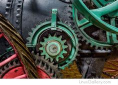 Mechanical Artist Don Jacobson | Color Gears