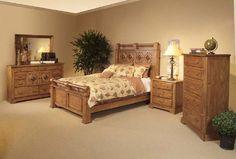 Diamonte 5-Piece Bedroom Set 616-5PCSET