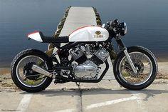 '82 Yamaha XV920 – Hageman Motorcycles | Cafe Racers | Scoop.it