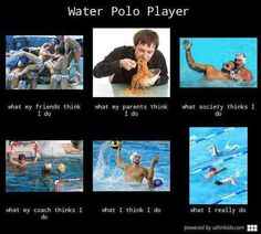 Water Polo Player | What I really do | Scoop.it