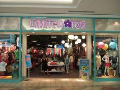 My pre-teen fashion mecca