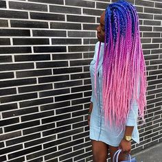 @piouhlamagnifiq #bestboxbraids #boxbraids #braids #braidinspo #braidideas #braidstyles #braided #haircrush #braidlife #braidlove #braidqueen #braidpost #braidedhair #boxbraidstyle #boxbraidstyles #pinkboxbraids #ombreboxbraids #ombrebraids #melanin #hair #pinkhair #pink #braidsforgirls #braidstagram