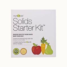 Mumi & Bubi Solid Starter Kit